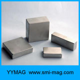 Ímãs de bloco de neodimio Neo Cube permanente NdFeB