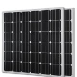 2017 o watt o mais barato Filipinas do painel solar 100W 100 de Sunpower para sistemas solares