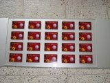 A3 Größe ökonomische UVled Belüftung-Karten-Drucken-Maschine