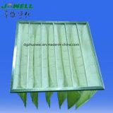 F8 Hoch-Dachboden, überlagertes Systems-Aluminiumrahmen-Filtertüten