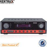 amplificador plástico del Karaoke del teatro casero del panel 25W con USB (AMP-100A)