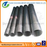 Section creuse à haute résistance tube d'acier galvanisé IMC