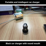 зарядное устройство USB, два порта USB Carcharger для iPhone