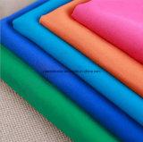 De Stof van de Huid van de Perzik van de Polyester van Microfiber voor de Borrels van het Strand, de Broek van het Strand