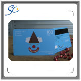 Hot Sale Discount Gift Card with Magnetic Stripe