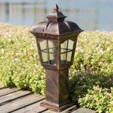 Seule lumière de jardin de Haochang Soalr de modèle avec la configuration de variété