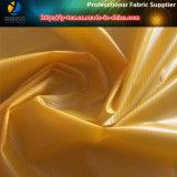 tela de nylon Semi-Opaca del tafetán del telar jacquar 380t para la chaqueta o la ropa Sun-Protectora