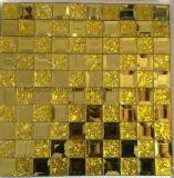 De gouden Tegel van het Mozaïek, het Mozaïek van de Spiegel (HD089)