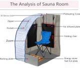 Sala de Sauna Dobrável portátil longe de cuidados de saúde Sauna de Infravermelhos