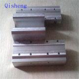 Parte, Al -6061 ou Al-6063 feito à máquina CNC