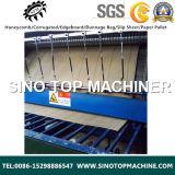 高品質の蜜蜂の巣のPapcerのボードのためのペーパー蜜蜂の巣コア機械