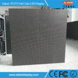 Indoor P2.973 plein écran LED de couleur pour la location d'utilisation du panneau