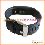 Braccialetto astuto del pedometro dell'orologio di Tw64 Bluetooth