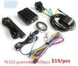 Plug & Play ТЗ208 OBD 2G/3G систем слежения при обнаружения, поддерживает технологии RFID, беспроводной электронной блокировки запуска двигателя (ТК208-J)