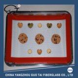 Non-Stick подгонянная циновка печенья печи выпечки силикона с измерением