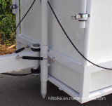 Экономичная педаль помогла электрической тележке торгового автомата мороженного