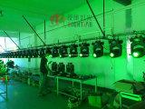 Illuminazione capa mobile della fase chiara della discoteca 10r del DJ