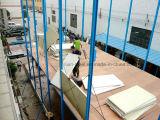 설비를 위한 강철 구조물 모듈 집이 3개의 지면에 의하여 점화한다
