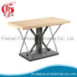 2017 Современный дизайн деревянный кофейный столик для продажи