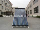 Hohe Leistungsfähigkeits-Frostschutzmittel-Wärme-Rohr-Vakuumsonnenkollektor für Solarwarmwasserbereiter