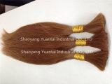染められたか、または処理された人間の毛髪の大きさの拡張自然なバージンの毛