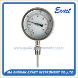 産業バイメタル温度計多岐管の温度の正確に測世帯のバイメタル温度計