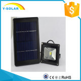 Verde solar al aire libre LED SL1-28 ligero del sensor de movimiento de IP65 3With9V