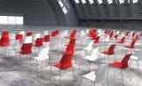 メモ帳が付いている移動可能な調査のトレーニングの椅子のスタック