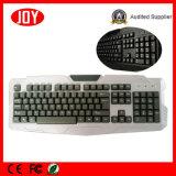 Подгонянная белые клавиатура компьтер-книжки 104 компьютера игры Djj218 связанная проволокой
