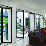 Sistema di alluminio interno del portello di piegatura di vetro Tempered