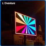 Quadro de avisos grande ao ar livre do diodo emissor de luz da cor cheia para anunciar