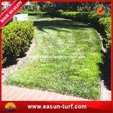 Erba artificiale usata giardino di paesaggio