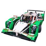 Plastikformel-laufendes Auto blockt Spielzeug für Kinder