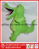 Jouet réaliste de peluche de crocodile de vente chaude pour le bébé