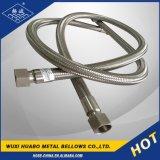 Raccord d'extension en tuyau métallique en acier inoxydable Yangbo