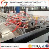 Profil de guichet et de porte de PVC faisant la ligne d'extrusion de machine