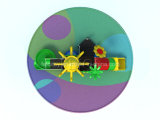 Namen van de Speelplaats van het park de Openlucht van het OpenluchtStuk speelgoed van het Jonge geitje van Spelen