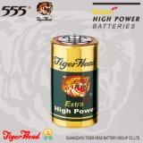 Batteria extra-alto capa di formato di potere D della tigre con il Mercury di 0%