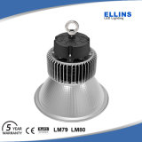 99.6% AluminiumLumileds 100W LED hoher Bucht-Licht Meanwll Fahrer