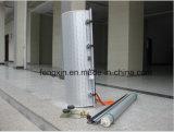 Emergency Rollen-Blendenverschluss-Tür-Silber-Aluminium-Tür