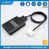 Поддержка Yatour USB/SD/Aux цифровой музыкальный проигрыватель кассет для устройства смены инструмента