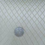 Cuir synthétique en PVC métallique pour ameublement
