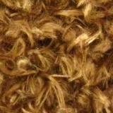 Tessuto a riccio lavorato a maglia pelliccia falsa di PV della pelliccia del giocattolo della pelliccia del Faux della pelliccia