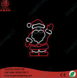 Indicatore luminoso di natale di /Father dell'indicatore luminoso di motivo di /LED dell'indicatore luminoso della decorazione del LED/indicatore luminoso di natale