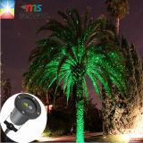 Impermeable al aire libre Jardín suministro directo de fábrica de luz láser de Estrellas Centelleantes efecto dinámico