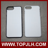 Sublimación al por mayor de la cubierta de la caja del teléfono móvil de la PC para el iPhone 7