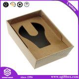 Papel de imprenta de Cmyk que empaqueta la caja de presentación electrónica de los accesorios