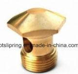 Malende Delen CNC die van het Staal van het messing/van het Aluminium Deel machinaal bewerken