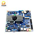 Промышленной Корпорации Intel Mini ITX с системной платой Intel D2550, NM10 набора микросхем