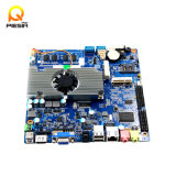 Minimotherboard itx-Top2550 mit Bordprozessor intel-D2550, Chipset Nm10